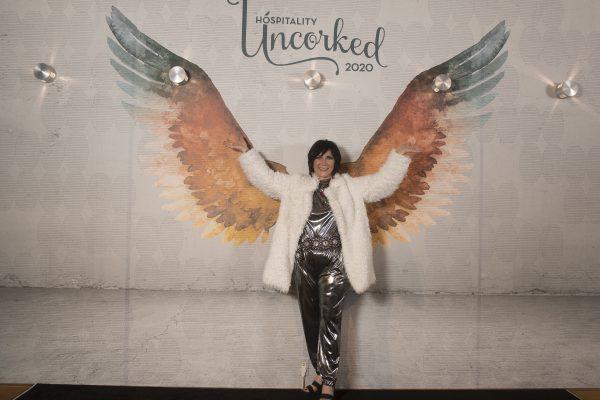 20Hospitality Uncorked-Bridget Bilinski during Hospitality Uncorked 2020 at the JW Marriott in Los Angeles February 28, 2020.