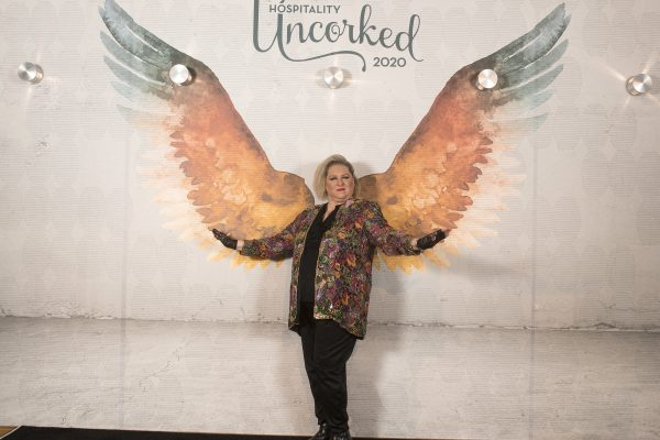 20Hospitality Uncorked-Dean Lea Dopson  during Hospitality Uncorked 2020 at the JW Marriott in Los Angeles February 28, 2020.