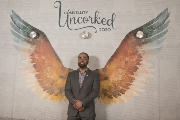 20Hospitality Uncorked-during Hospitality Uncorked 2020 at the JW Marriott in Los Angeles February 28, 2020.